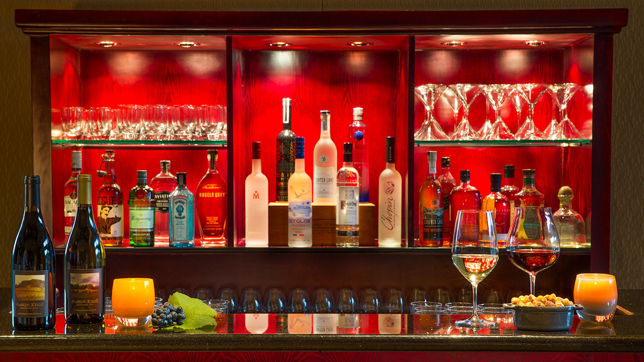 Event Bar - At The Allison Inn and Spa