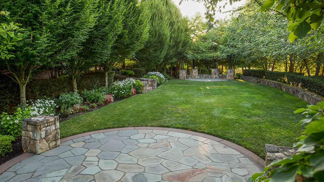 Allison Inn and Spa Meadow Garden