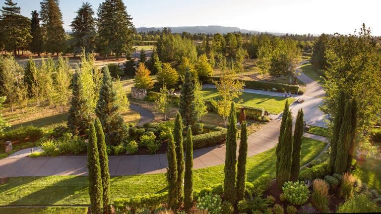 Allison Inn and Spa Resort Gardens