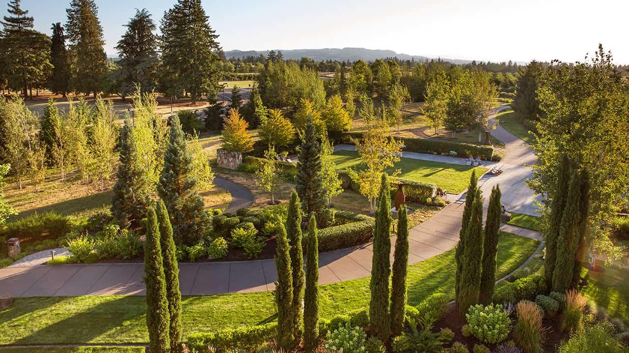 Allison Inn and Spa Estate Gardens