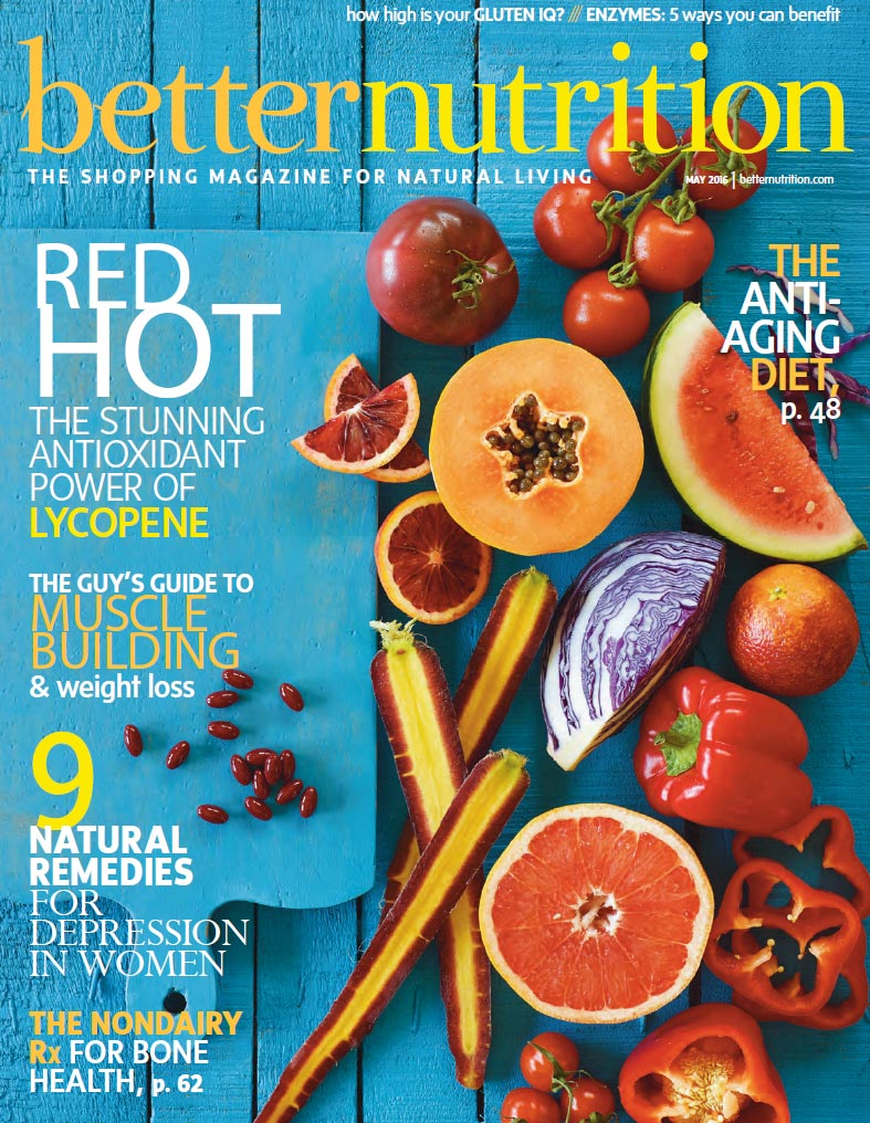 Better Nutrition: May 2016 Issue