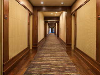Allison Inn Guest Room Corridor