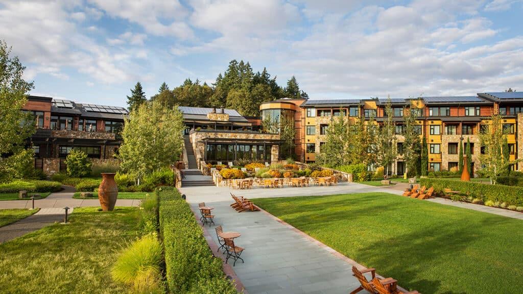 Allison Inn Estate Gardens