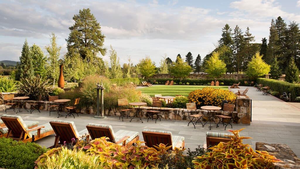 Allison Inn and Spa Gardens