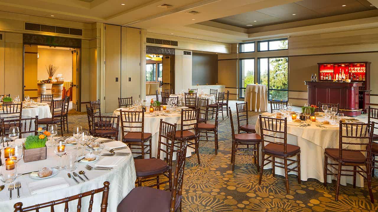The Ballroom - The Allison Inn and Spa