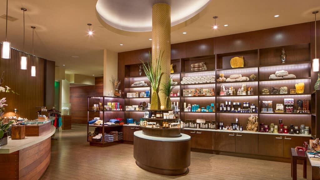The Allison Spa Retail Boutique