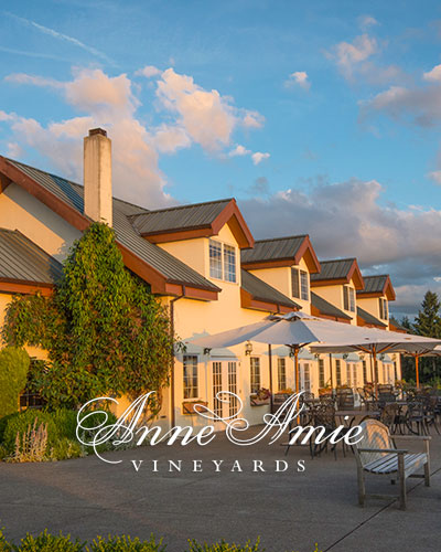 Anne Amie Vineyards - Carlton, Oregon