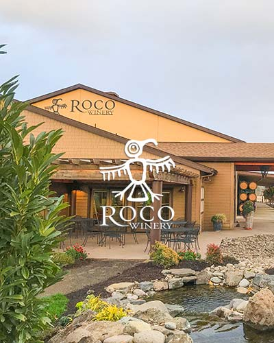 Roco Winery - Newberg, Oregon