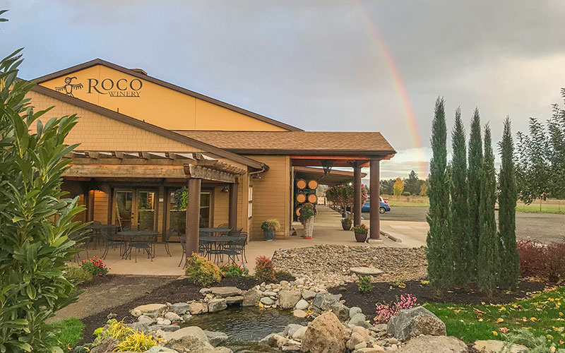 Roco Winery - Newberg, OR