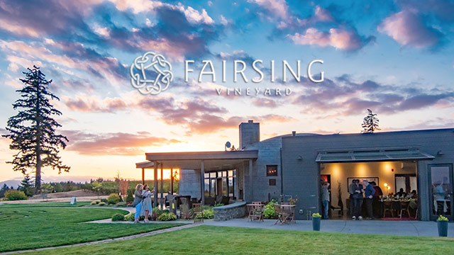 Fairsing Vineyard - Yamhill, Oregon