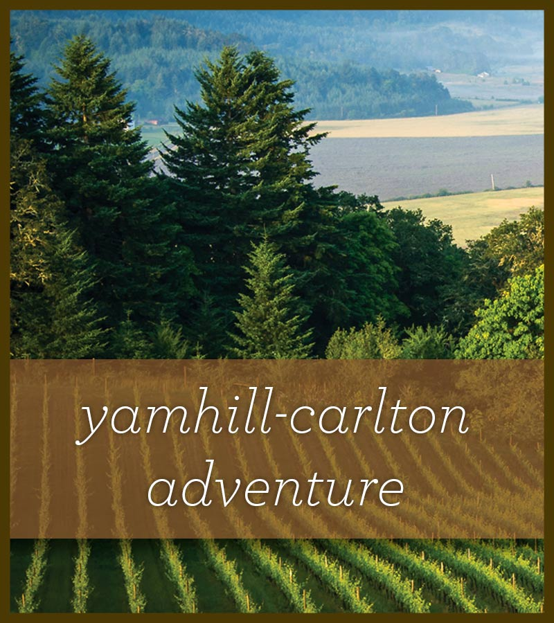 Yamhill-Carlton Adventure Package At The Allison